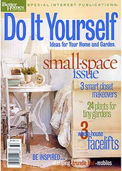 Do It Yourself Magazine  (US) - 4 iss/yr (To US Only)