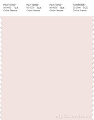 PANTONE SMART 11-2309X Color Swatch Card, Petal Pink