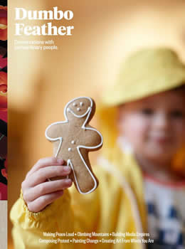 Dumbo Feather Magazine Subscription (Australia) - 4 iss/yr