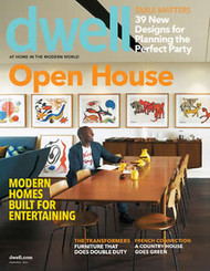 Dwell At Home In The Modern World Magazine Subscription (US) - 10 iss/yr