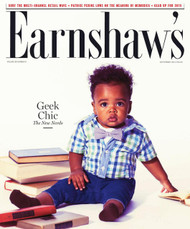 Earnshaws Magazine  (US) - 12 iss/yr (To US Only)