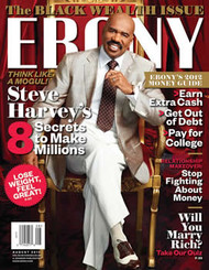Ebony Magazine  (US) - 11 iss/yr (To US Only)
