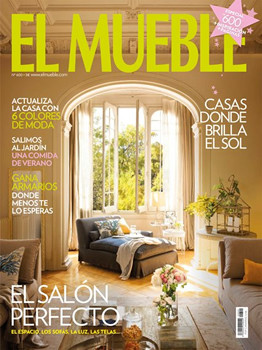 El Mueble Magazine  (Spain) - 12 iss/yr (To US Only)