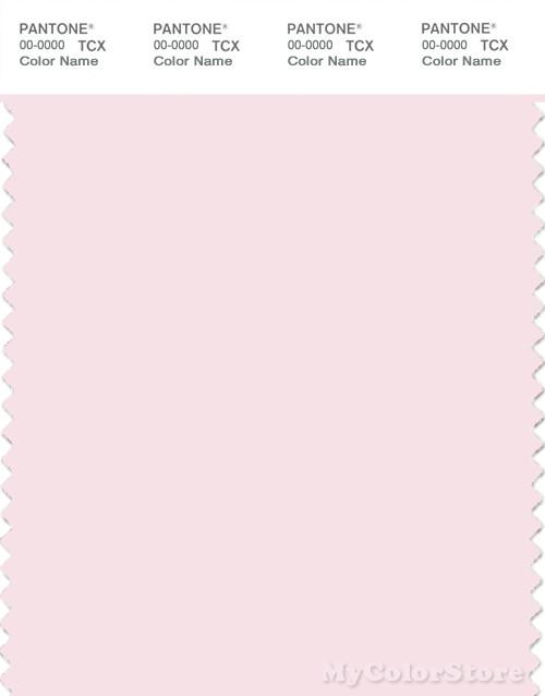 PANTONE SMART 11-2511X Color Swatch Card, Shrinking Violet