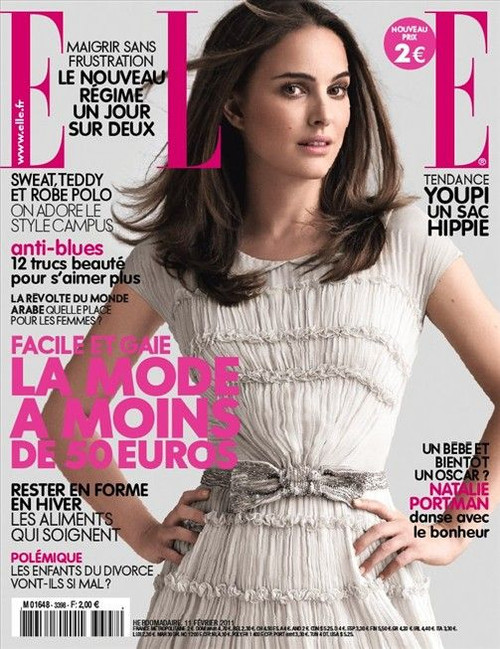 Elle Magazine Subscription (France) - 52 iss/yr