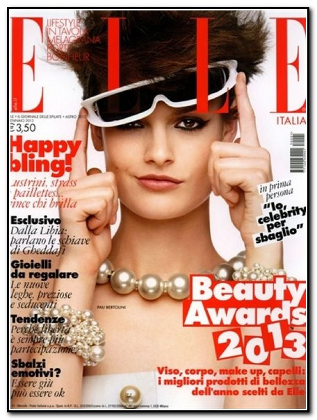 Elle Magazine  (Italy) - 12 iss/yr (To US Only)