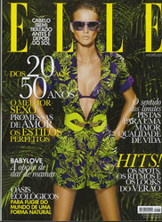 Elle Magazine  (Portugal) - 12 iss/yr (To US Only)