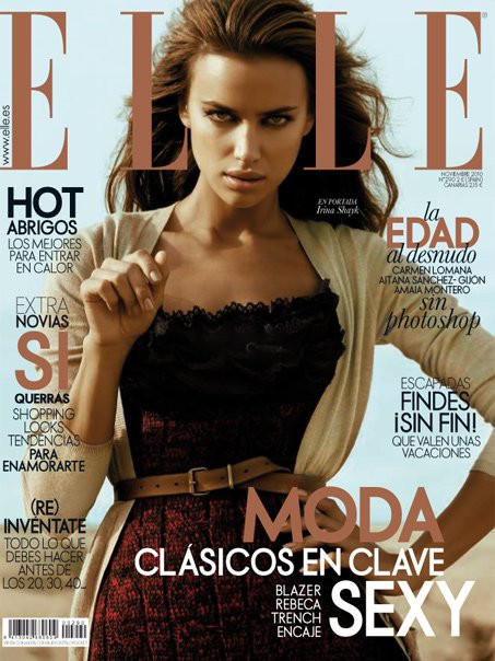 Elle Magazine  (Spain) - 12 iss/yr (To US Only)