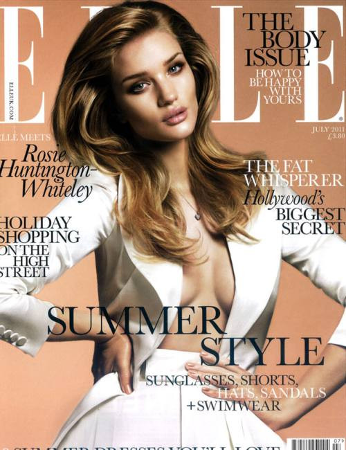 Elle Magazine  (UK) - 12 iss/yr (To US Only)