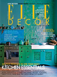 Elle Decor Magazine Subscription (India) - 6 iss/yr