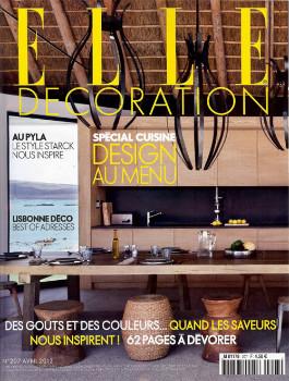 Elle Decoration Magazine Subscription France
