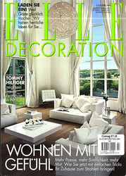 Elle Decoration Magazine  (Germany) - 6 iss/yr (To US Only)