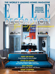 Elle Decoration Magazine  (UK) - 12 iss/yr (To US Only)