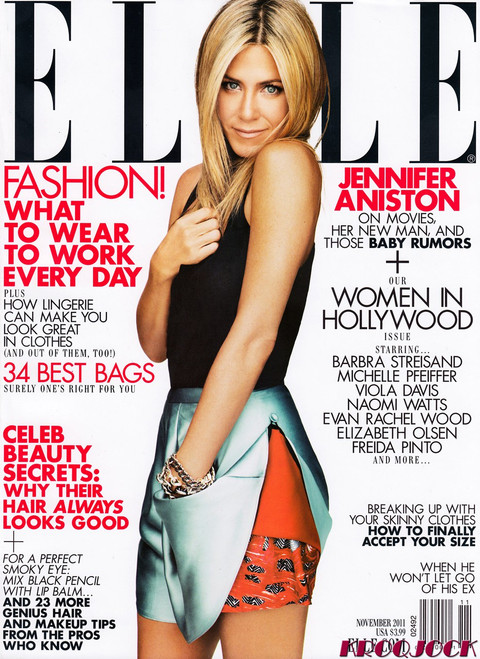 Elle Magazine  (US) - 10 iss/yr (To US Only)