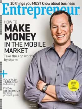 Entrepreneur Magazine Subscription (US) - 12 iss/yr