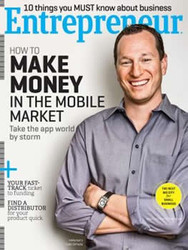 Entrepreneur Magazine  (US) - 12 iss/yr (To US Only)