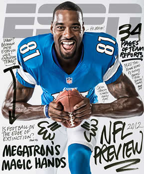 ESPN Magazine Subscription (US) - 26 iss/yr