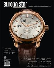 Europa Star Watch Magazine Subscription (Switzerland) - 6 iss/yr