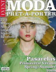 Event Moda Pret A Porter Magazine  (Spain) - 2 iss/yr (To US Only)