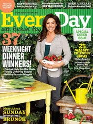 Everyday With Rachael Ray Magazine  (US) -(PRINT EDITION)