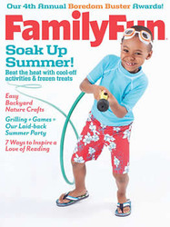 Family Fun Magazine  (US) - 10 iss/yr (To US Only)