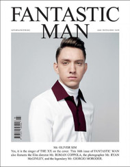 Fantastic Man Magazine  (UK) - 2 iss/yr (To US Only)