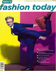 Fashion Today Magazine  (Germany) - 4 iss/yr (To US Only)