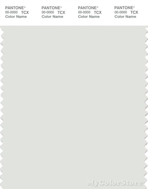 PANTONE SMART 11-4303X Color Swatch Card, Mystic Blue