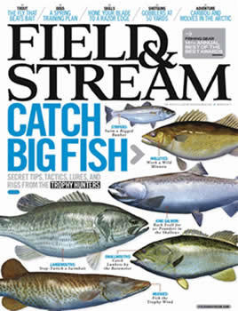 Field And Stream Magazine Subscription (US) - 12 iss/yr