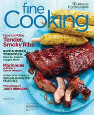 Fine Cooking Magazine  (US) - 6 iss/yr (To US Only)
