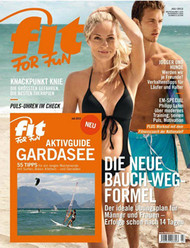 Fit For Fun Magazine  (Germany) - 12 iss/yr (To US Only)
