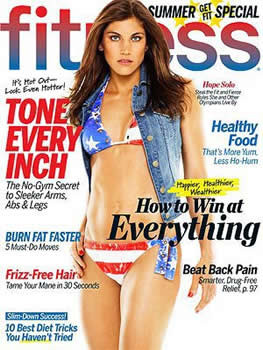 Fitness Magazine  (US) - 10 iss/yr (To US Only)