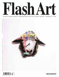 Flash Art Magazine  (Italy) - 6 iss/yr (To US Only)
