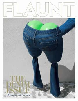Flaunt Magazine Subscription (US) - 10 iss/yr