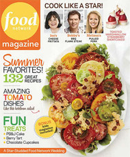 Food Network Magazine Subscription (US) - 10 iss/yr