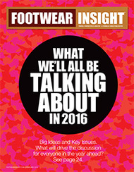 Footwear Insight Magazine  (US) - 6 iss/yr (To US Only)