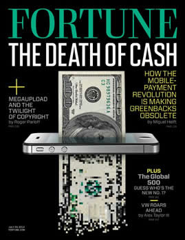 Fortune Magazine Subscription (US) - 20 iss/yr