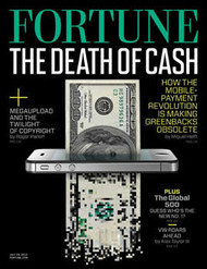 Fortune Magazine  (US) - 20 iss/yr (To US Only)
