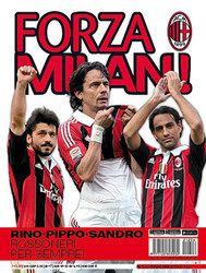 Forza Milan Magazine  (Italy) - 12 iss/yr (To US Only)
