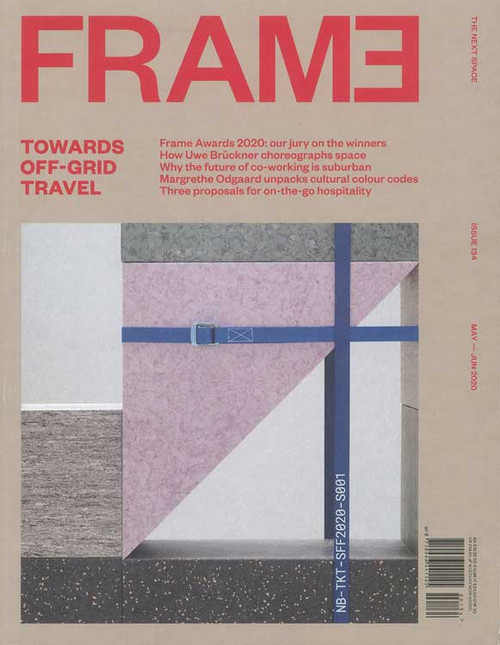 Frame Magazine  (Holland) - 6 iss/yr (To US Only)