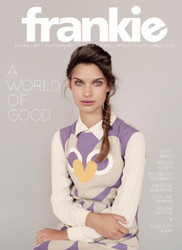 Frankie Magazine  (Australia) - 6 iss/yr (To US Only)