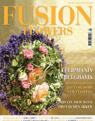 Fusion Flowers Magazine  (UK) - 6 iss/yr (To US Only)