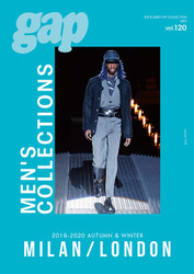 Gap Collections Men Milan/London Firenze Magazine(Japan) - 2 iss/yr