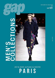 Gap Collections Men Paris Magazine Subscription (Japan) - 2 iss/yr