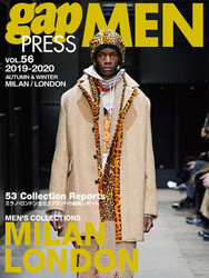 Gap Press Men Magazine Subscription (Japan) - 4 iss/yr
