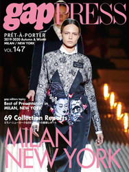 Gap Press Ready To Wear Magazine Subscription (Paris/London/Milan/NY/Tokyo) - 6 iss/yr