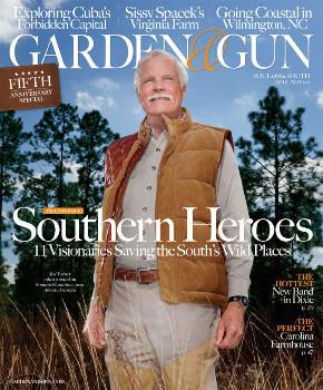 Garden And Gun Magazine Subscription (US) - 6 iss/yr