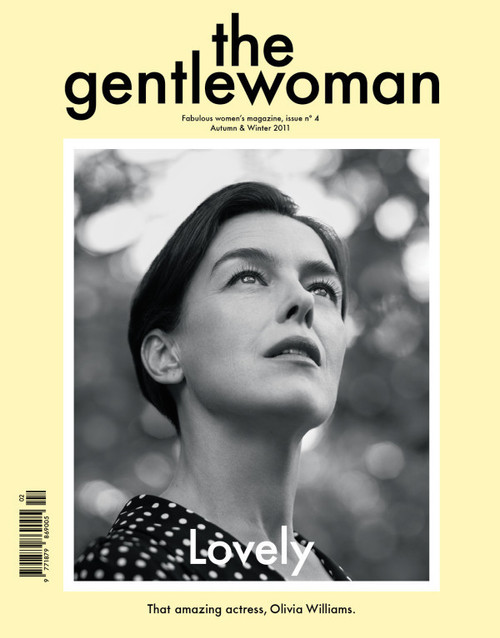 Gentle Woman Magazine Subscription (UK) - 2 iss/yr