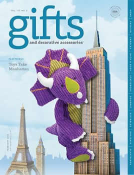 Gifts And Decorative Accessories Magazine Subscription (US) - 12 iss/yr