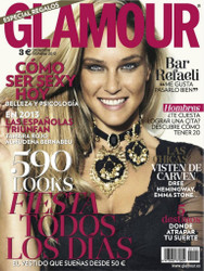 Glamour Magazine  (Spain) - 12 iss/yr (To US Only)